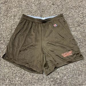Vintage Champion Cleveland Browns Shorts L (36-38)